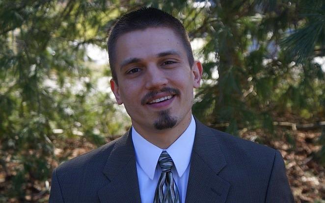 Pastor David Harr