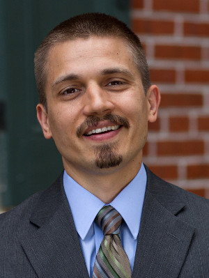 Rev. David J. Harr, Pastor